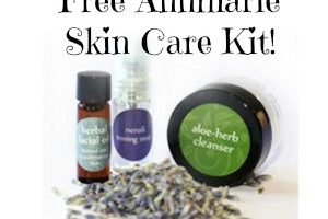 Free Annmarie Skin Care Kit + Free Shipping!