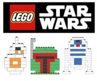 10/1: Free LEGO Star Wars Build Event—Barnes & Noble