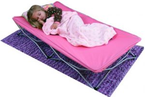 $23.50 My Cot Portable Toddler Bed~Great for Sleepovers, Camping +more!
