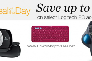 *Deal of the Day* Up to 50% off select Logitech PC Accessories