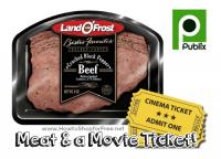 $4.50 Meat+Movie Ticket Deal @ Publix! (10/1-21)