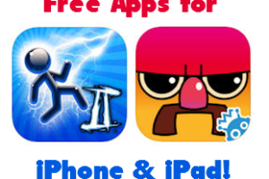 Whoa ~ 24 FREE iPhone and iPad Apps & Games!