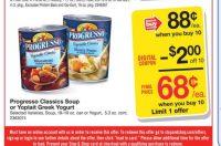 Stop&Shop: $0.23 Progresso Soups!