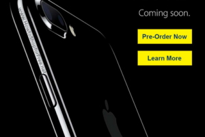 Pre-order starts NOW: iPhone 7 Plus and iPhone 7