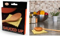 FUN Gift for the Kitchen, SAUCED UP Ravioli Spoon Rest $8!