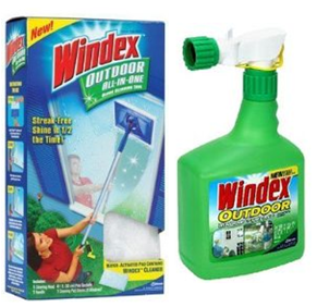graphic relating to Windex Printable Coupon titled Windex Out of doors Q! How in direction of Retail store For Cost-free with Kathy Spencer