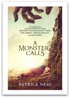 $5.00 A Monster Calls: A Novel (Movie Tie-in) 50% OFF!
