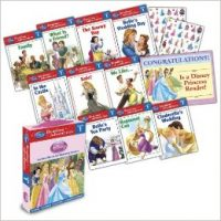 $5.80 Disney Princess Level 1 Boxed Set of Books ~ 42% OFF!