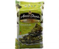50¢ Annie Chun's Seaweed Snacks @ Kroger