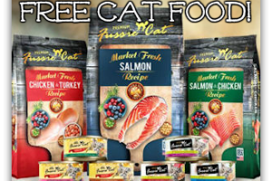 Free Fussie Cat Food ~ 2lb. Bag+Free Can Coupons!