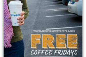 10/21: Free Coffee Friday at Cumberland Farms!