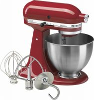 OMG 50% OFF KitchenAid Ultra Power Tilt-Head Stand Mixer! Save $200!