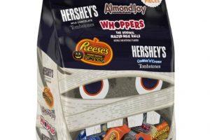 HERSHEY'S 125pc. Halloween Snack Size ~ $9.74!!!