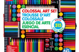 45% OFF ALEX Toys Artist Studio Colossal Art Set!