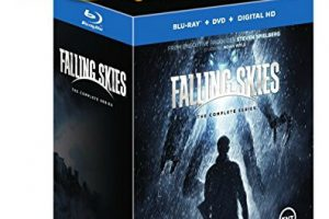 *Deal of the Day* 50% OFF Falling Skies: The Complete Series [Blu-ray]