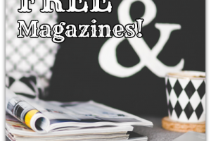I feel the need.. The need to READ! ~ FREE Magazines+Audiobooks!