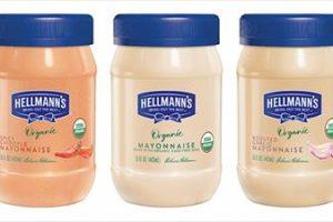2 FREE Hellmann's Organic Mayo @ Publix (10/6-12)