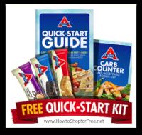 Atkins ~ $5 Off Coupon & Free Quick Start Kit