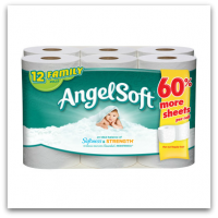 Angel Soft 29¢/Family Roll @ Dollar General!