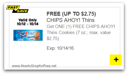 photo regarding Chips Ahoy Coupons Printable identified as Totally free Chips Ahoy! How in direction of Keep For Free of charge with Kathy Spencer