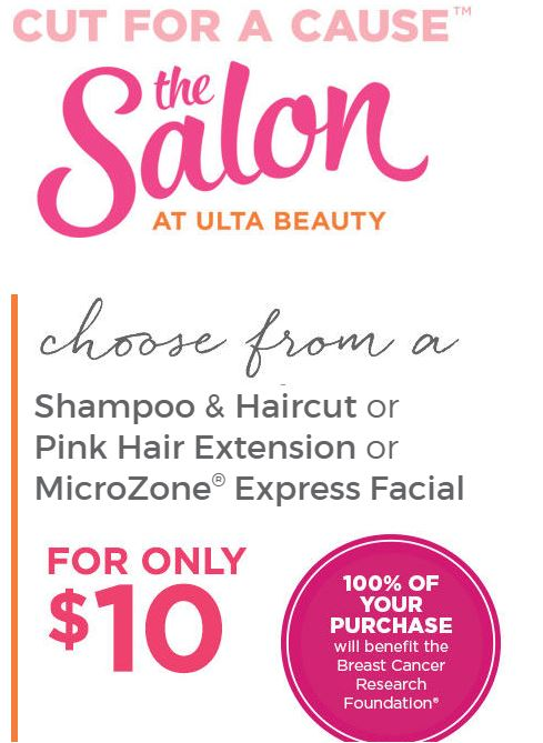 1000 Hair Cuts Or Extentions At Ulta