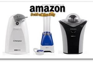 *Deal of the Day* Westinghouse Kitchen Appliances, as low as $11.24!