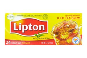 Score 24ct. Lipton Tea Bags for 08¢ @ Publix! (10/6-12)