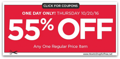 picture about Ac Moore Printable Coupons called 55% off AC Moore Q How in direction of Retail outlet For Free of charge with Kathy Spencer
