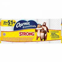 20ct. Charmin® Essentials Giant Rolls ONLY $7.99!