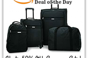 *Deal of the Day* Up to 50% Off American Tourister Spinner Sets