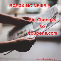 BIG Changes coming to Printable Coupons!!    ~MUST READ!!