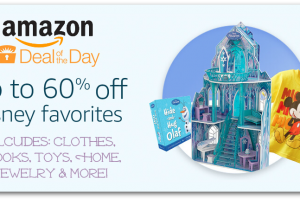 Up to 60% OFF Disney Favorites!!! *Deal of the Day*