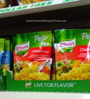 .50 Knorr Sides @ Dollar Tree with Hot BOGO Coupon!