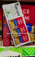 67¢ Rice-A-Roni Chicken @ Dollar Tree with Tearpad!!