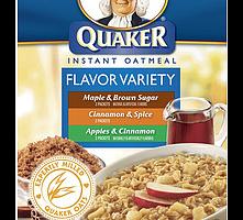 7ct. Boxes Quaker Instant Oatmeal $1.00 @ DG!!