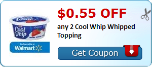HOT Cool Whip Doubler!