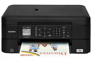 Brother Wireless Color Inkjet All-In-One, $60 +Free Ship! ($30 OFF)