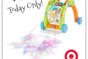 Little Tikes 3-in-1 Activity Walker 50% OFF ~ TODAY ONLY!