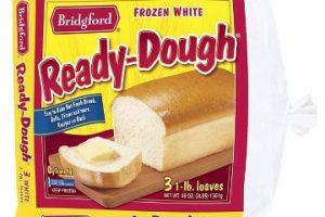 Bridgford Ready Dough ONLY .91/loaf @ Publix!!
