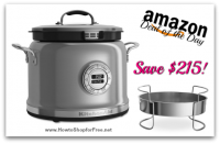 *Deal of the Day* KitchenAid Stainless Steel Multi-Cooker, 61% OFF!!