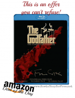 $16.99 The Godfather Collection ~ An Offer You Can't Refuse! *Deal of the Day*