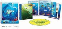 """Finding Dory"" Film+Activity Book $12.99, Today Only!!"