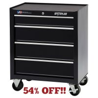 Waterloo 32.5″ x 26.5″ Steel Tool Cabinet ONLY $50!!!