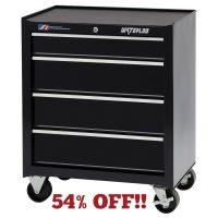 Waterloo 32.5″ x 26.5″ Steel Tool Cabinet ONLY $50!!!