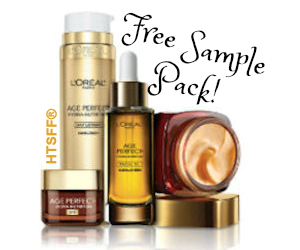 L oreal paris free samples