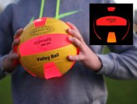 LED Light-Up Volleyball 40% OFF! (Official Size & Weight)