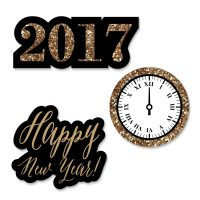 24ct. New Year's Eve Party Cut-Outs for $8.99!!