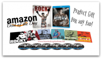 45% OFF Rocky 40th Anniversary Collection! $22 Today Only! *Deal of the Day*