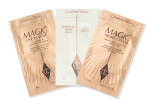 HURRY ~ Free Sample Set of Charlotte Tilbury Skincare!