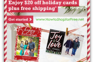 P&G Everyday Users ~ Possible FREE $20 Shutterfly Credit!